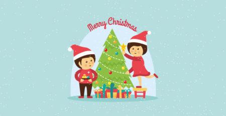 Ideas infantiles para navidad