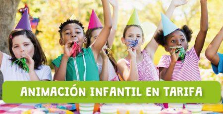 Animadores infantiles en Tarifa