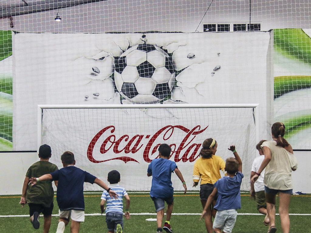 Fútbol Indoor Jerez Fun Center